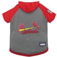 St. Louis Cardinals Pet Hoodie T-Shirt