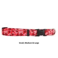 Chicago Bulls Nylon Pet Collar