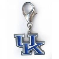 Kentucky Wildcats Collar Charm