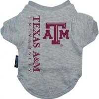Texas A&M Aggies Pet Tee Shirt