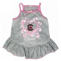 """South Carolina Gamecocks """"Too Cute Squad"""" Pet Dress"""