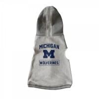 Michigan Wolverines Pet Crewneck Hoodie