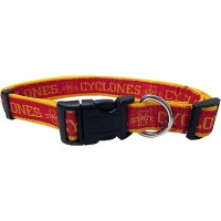 Iowa State Cyclones Pet Collar By Pets First
