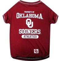 Oklahoma Sooners Pet Tee Shirt