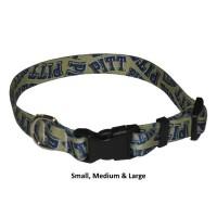 Pittsburgh Panthers Nylon Pet Collar