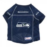 Seattle Seahawks Pet Mesh Jersey
