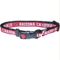 Arizona Cardinals Pet Collar By Pets First