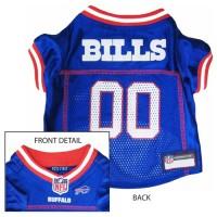 Buffalo Bills Dog Jersey
