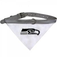 Seattle Seahawks Dog Collar Bandana