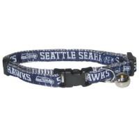 Seattle Seahawks Breakaway Cat Collar