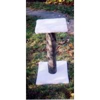 Natural Pedestal - Cat Stand