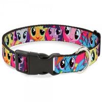Buckle-Down My Little Pony Fuchsia Pet Collar