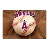 Los Angeles Angels Pet Bowl Mat