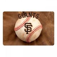 San Francisco Giants Pet Bowl Mat