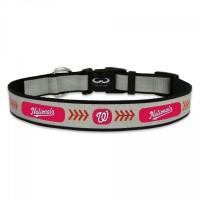 Washington Nationals Pet Reflective Collar