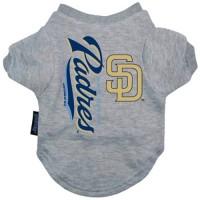 San Diego Padres Dog Tee Shirt