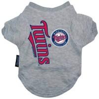Minnesota Twins Dog Tee Shirt