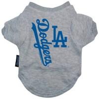 Los Angeles Dodgers Dog Tee Shirt