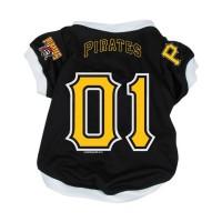 Pittsburgh Pirates Pet Jersey #1