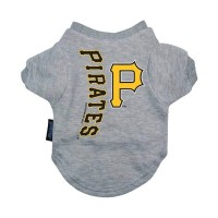 Pittsburgh Pirates Pet T-Shirt #1