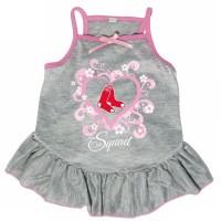"Boston Red Sox ""Too Cute Squad"" Pet Dress"