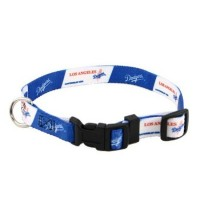 Los Angeles Dodgers Dog Collar