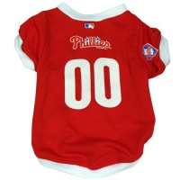 Philadelphia Phillies Dog Jersey