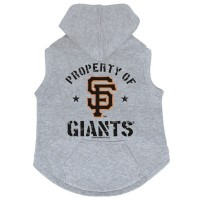 San Francisco Giants Pet Hoodie Sweatshirt