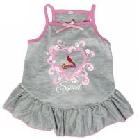 "St. Louis Cardinals ""Too Cute Squad"" Pet Dress"