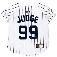 Aaron Judge #99 Pet Jersey
