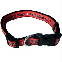 Houston Astros Pet Collar By Pets First