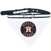 Houston Astros Pet Collar Bandana