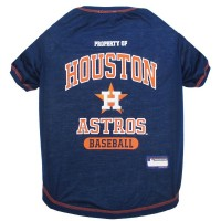 Houston Astros Pet T-Shirt
