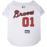 Atlanta Braves Pet Jersey