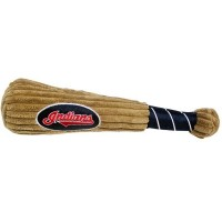 Cleveland Indians Plush Baseball Bat Toy