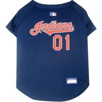 Cleveland Indians Pet Jersey