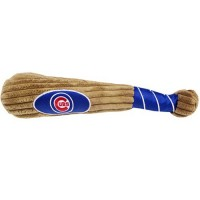 Chicago Cubs Plush Baseball Bat Toy