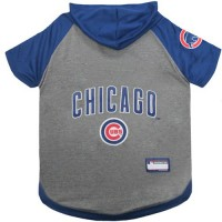 Chicago Cubs Pet Hoodie T-Shirt