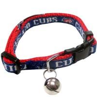 Chicago Cubs Breakaway Cat Collar