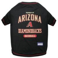 Arizona Diamondbacks Pet T-Shirt