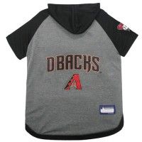 Arizona Diamondbacks Pet Hoodie T-Shirt