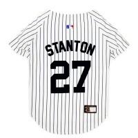 Giancarlo Stanton #27 Pet Jersey