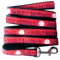 Los Angeles Angels Pet Leash By Pets First