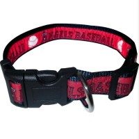 Los Angeles Angels Pet Collar By Pets First