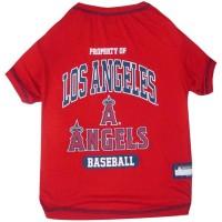Los Angeles Angels Pet T-Shirt