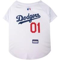 Los Angeles Dodgers Pet Jersey