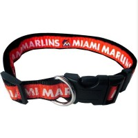 Miami Marlins Pet Collar By Pets First