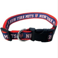 New York Mets Pet Collar By Pets First