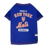New York Mets Pet T-Shirt