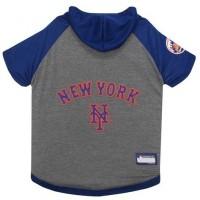 New York Mets Pet Hoodie T-Shirt
